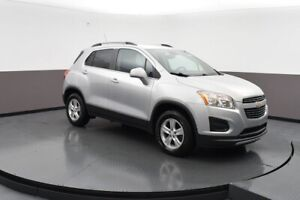2015 Chevrolet Trax LT AWD SUV W/ ALLOYS & ROOF RAILS