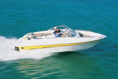 6.25oz SEMI-CUSTOM BOAT COVER FOR GLASTRON 185 GT XL PACKAGE I/O 2009-2009