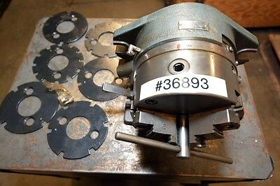 Yuasa Accu-dex 550-006 Indexer 6 Inch Inv.36893