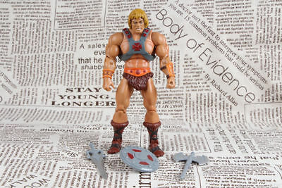 Masters of the Universe Classics Figure: He-Man loose figure