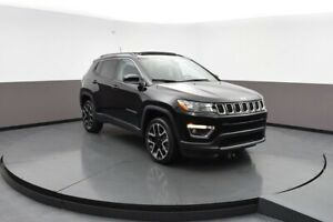 2018 Jeep Compass A NEW ADVENTURE IS CALLING!! LIMITED 4x4 SUV w