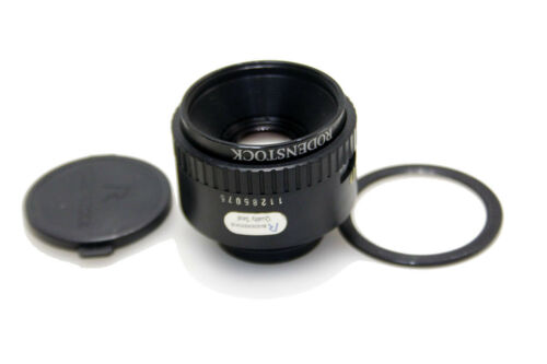 Rodenstock 50 mm 2.8 Rodagon Enlarging Lens Made in Germany w 39mm mount