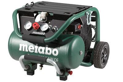 Metabo Kompressor Power 400 - 20 W OF 330 l/min 10 bar 2,2 kW 20 l Ölfrei NEU