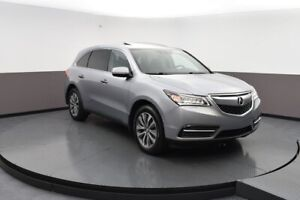 """2016 Acura MDX """"ONE OWNER"""" MDX TECHNOLOGY PACKAGE w/ SH-AWD 7PAS"""