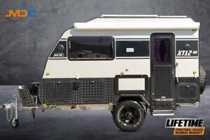 MDC XT12 HR Hybrid Offroad Caravan - From $166/week* Campbellfield Hume Area Preview