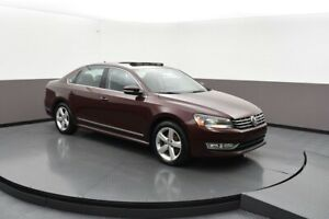 2013 Volkswagen Passat BE SURE TO GRAB THE BEST DEAL!! TDI DIESE