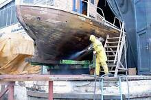 Boat Dustless Blasting Service Adelaide CBD Adelaide City Preview
