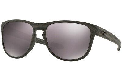 Oakley Sunglasses Sliver R - Woodgrain / Prizm Daily Polarized OO9342-11