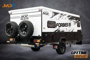 MDC Forbes 15  Hybrid Offroad Caravan - From $194/week* Rocklea Brisbane South West Preview
