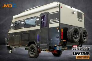 MDC XT16HR 16FT FAMILY OFFROAD CARAVAN - From $258/week* Lansvale Liverpool Area Preview