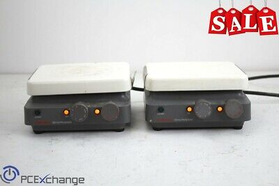 Corning Pc-320 Magnetic Hotplate Stirrer Lot Of 2