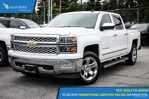 2015 Chevrolet Silverado 1500 2LZ Navigation, Sunroof, and He...