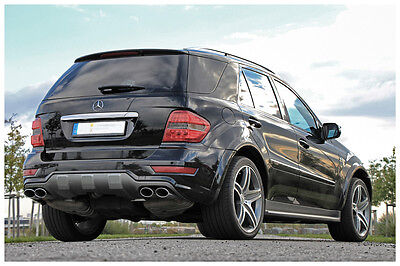Chiptuning OBD Mercedes ML63 AMG 510PS auf 540PS/660NM Vmax offen 375KW W164 VXR