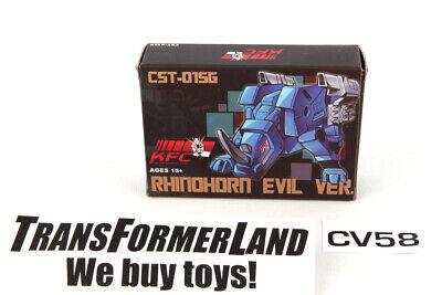 Rhinohorn Evil Ver w/box KFC 3rd Party