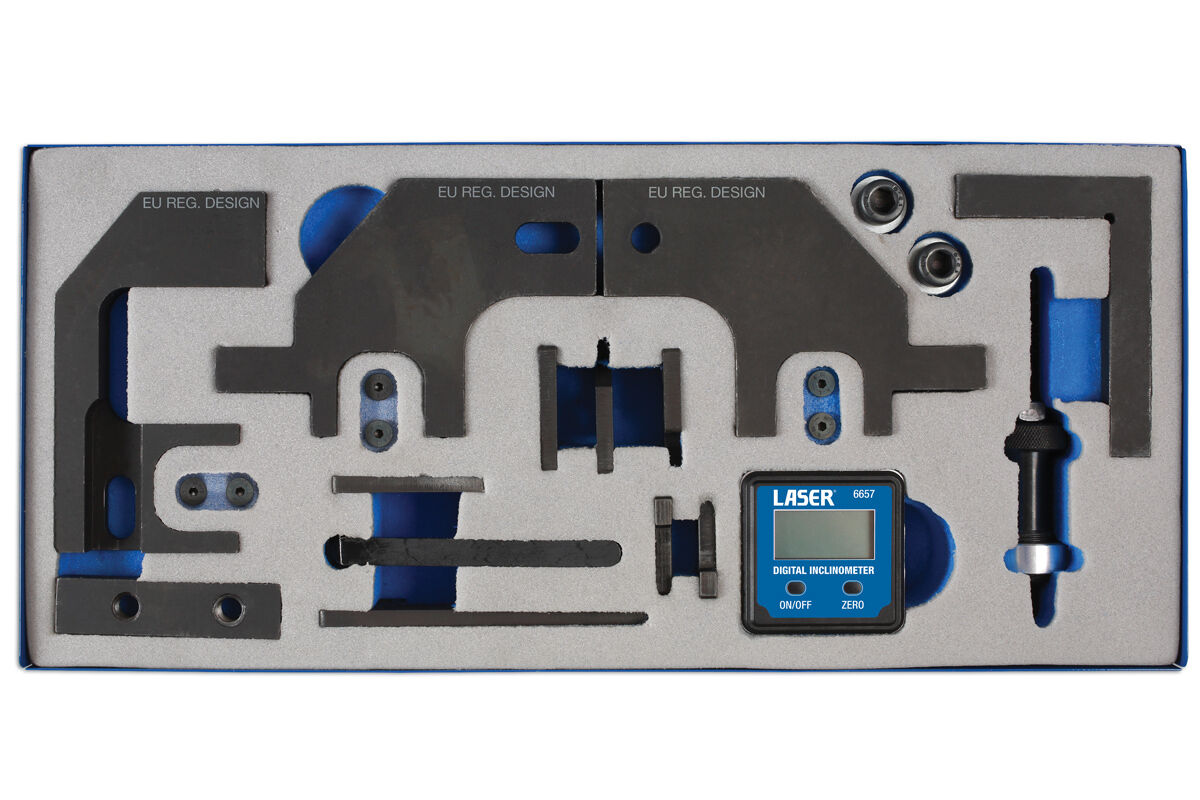 LASER TOOLS 6814 TIMING CHAIN TOOL KIT FOR PSA - BMW - PETROL ENGINES EP6  EP3 5018341068141 | eBay
