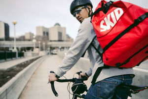 DELIVERY RIDER ● CASUAL & PART-TIME ● CENTRE-VILLE DE MONTREAL
