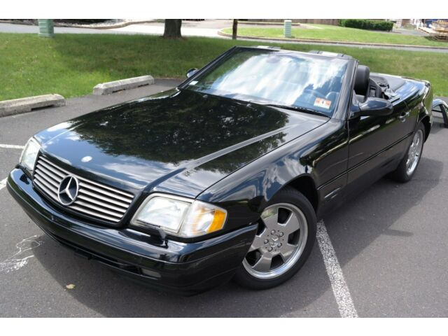 Mercedes-Benz : SL-Class 2dr Roadster 1999 Mercedes SL 500 Convertible Clean Serviced Hard and Soft Top!!!!