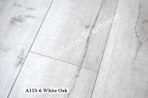$17.90pqsm Laminate Flooring-White Oak 1215*165*12mm Greater Dandenong Preview