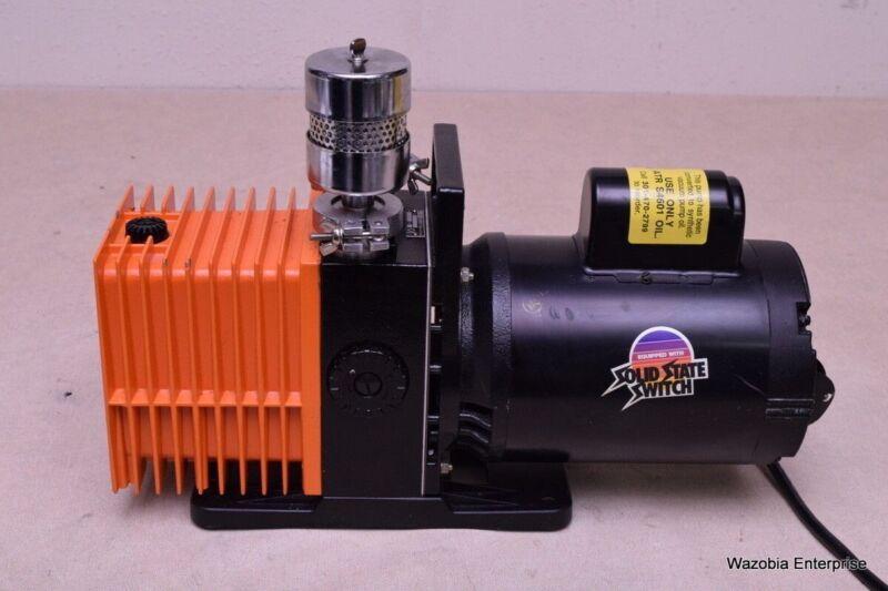 ALCATEL/FRANKLIN ELECTRIC VACUUM PUMP MODEL 1101006419