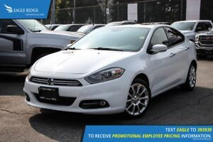 2013 Dodge Dart Limited/GT Navigation, Sunroof, and Heated Seats
