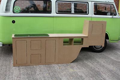 Volkswagen T2 Interior cupboards Bay window furniture. VW Units Cabinets