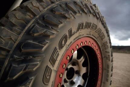 Yokohama M/T G003 Mud Tyres-We Come To You