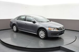 2015 Volkswagen Passat FRESH TRADE! LOW KMs! COMFORTLINE 1.8L TS