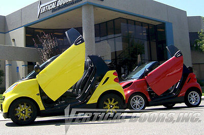 Smart Fortwo 451 2008-2014 Vertical Doors Inc. Lambo Door Kit 08-14