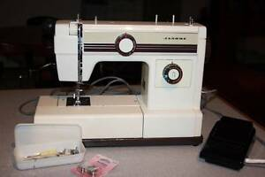 JANOME SEWING MACHINE GOOD WORKING CONDITION Grafton Clarence Valley Preview
