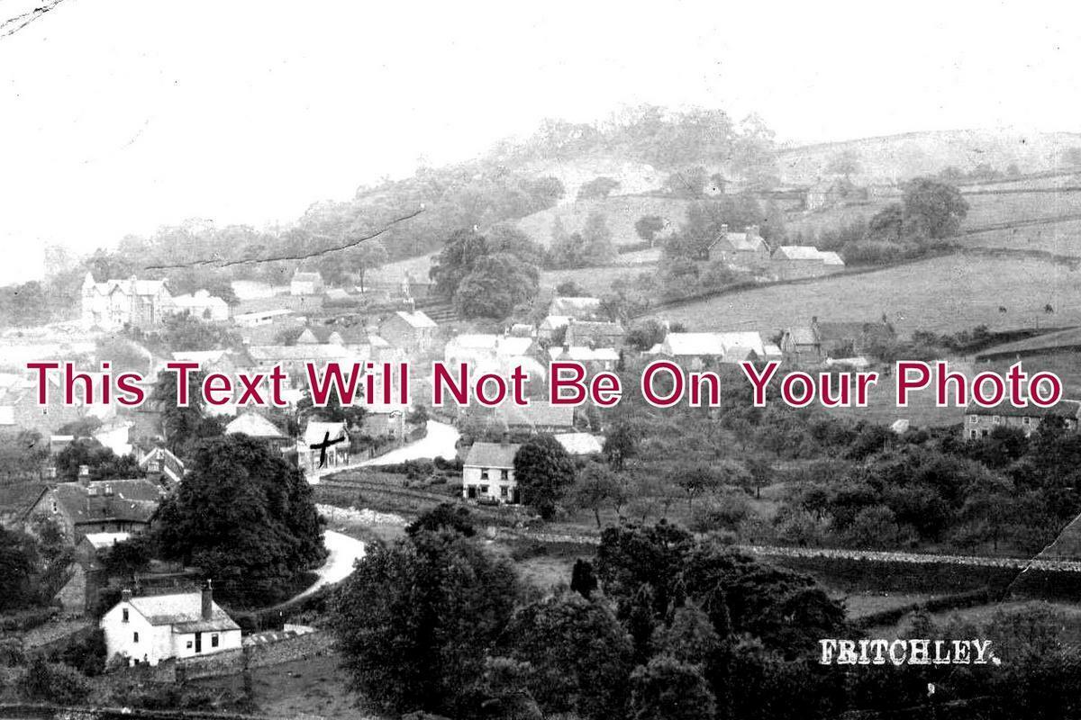 DR 1063 - Fritchley, Derbyshire