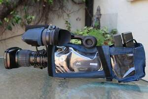 Professional HD video camera JVC GY-HM790 with Canon KT14x4 lens Botany Botany Bay Area Preview