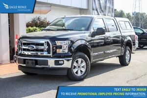 2017 Ford F-150 XLT Canopy, Backup Sensors, Bluetooth