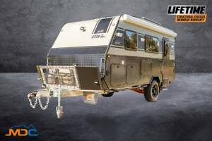 MDC XT16 FAMILY HYBRID OFFROAD CARAVAN - From $265/week* Clovelly Park Marion Area Preview