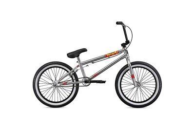 Mongoose Legion L100 2019 BMX Bike - Nickel