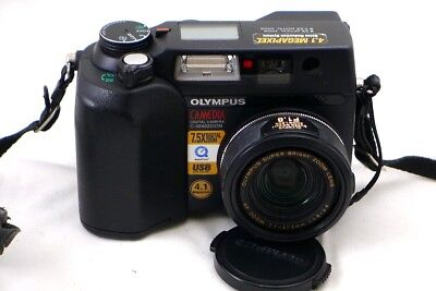 Olympus Camedia C4040 digitale con ottica luminosa zoom f:1,8 usata pochissimo comprar usado  Enviando para Brazil