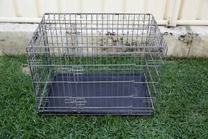 Animates Dog Crate - Medium - Excellent Condition Wanneroo Wanneroo Area Preview
