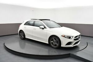 2019 Mercedes Benz A-Class A250 4MATIC 5DR HATCH