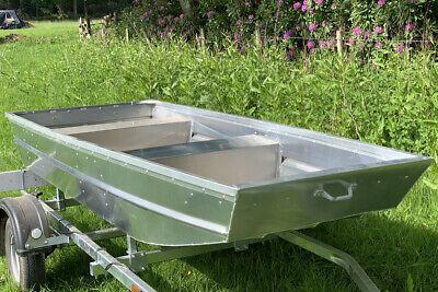 Bantam 10 HIRE - 3m Aluminium Lightweight Fishing & Work Jon Boat - 1 WEEK HIRE!