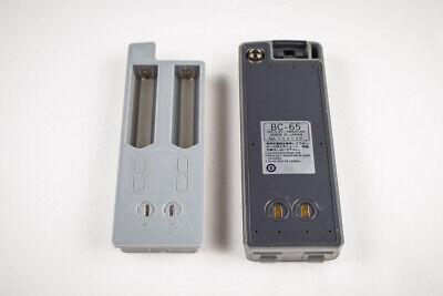 Bc-65 Li-ion 18650 7.2v Battery Holder For Nikon Dtmtrimble M3 Total Station