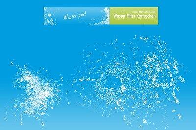 Wasserfilter-Kartuschen