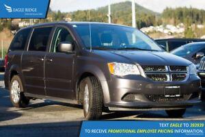 2016 Dodge Grand Caravan Crew V6, Full Stow 'n Go, Low KM