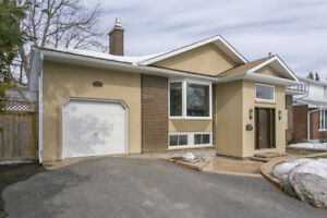 Immaculate 5-Bedroom Home - August 1st - $2700+utilities