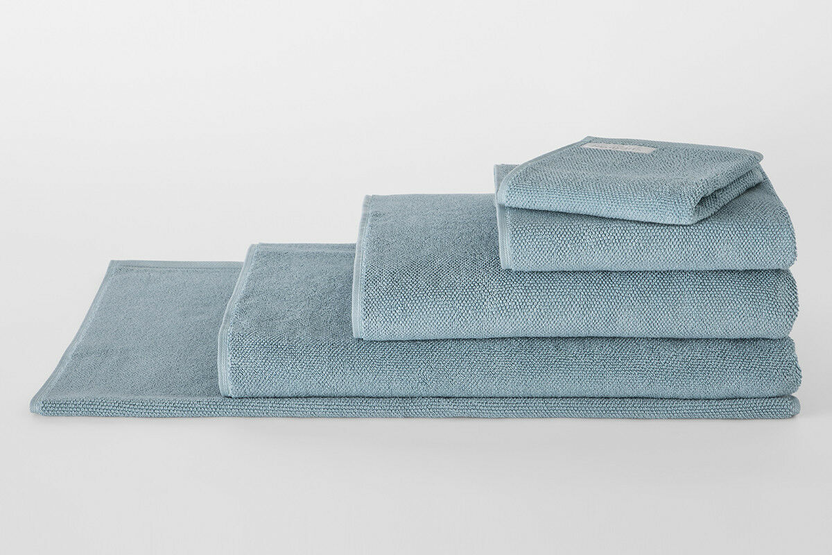 Sheridan Cotton Twist Towel Collection Misty Teal