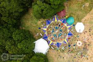 1 x ADULT TICKET TO LUMINATE FESTIVAL NZ Brunswick Moreland Area Preview