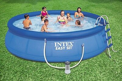 Intex 15 x 42 Easy Set Above ...