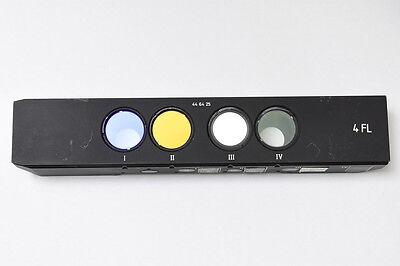 Zeiss Axioskop 4 Fl Fluorescence Cube Slider 446425 4fl Axioline