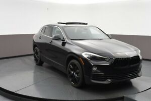 2019 BMW X2 28i x-DRIVE SUV w/ NAVIGATION, HEATED SEATS, BLACK