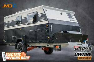 NEW MODEL - MDC XT14E  Electric Opening Roof Hybrid Offroad Caravan Campbellfield Hume Area Preview