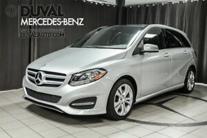 2015 Mercedes-Benz B-Class B250 4MATIC / TOIT PANO GPS BLUETOOTH