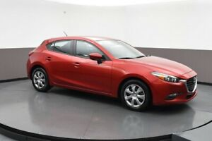 2018 Mazda 3 5DR HATCH SPORT GX! BLUEETOOTH, CRUISE CONTROL, SK